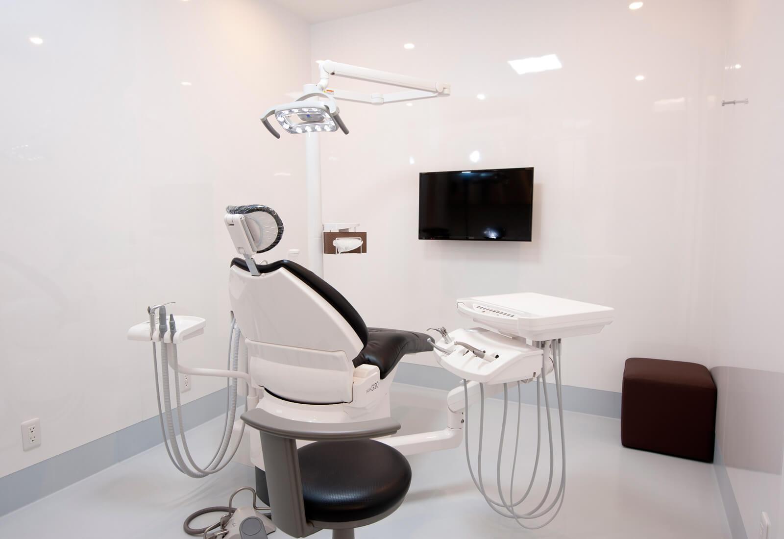 パセオ野間大池歯科 診察室